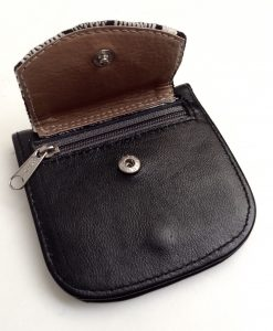 coin purse and bills holder