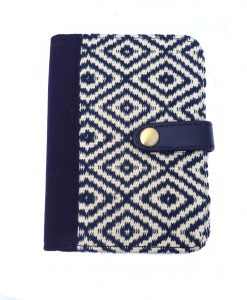 handmade passport case bella aborigen