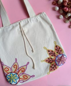 Embroidery ecobag