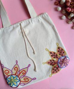 Embroidery ecobag
